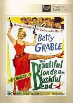 Beautiful Blonde From Bashful Bend (DVD)