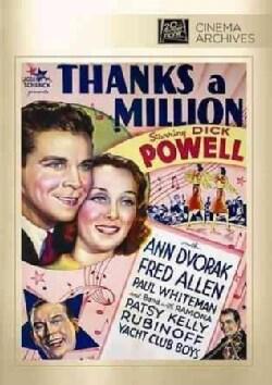 Thanks A Million (DVD)