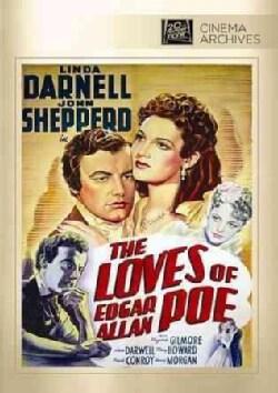 The Loves Of Edgar Allan Poe (DVD)