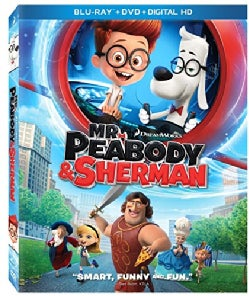 Mr. Peabody & Sherman (Blu-ray/DVD)