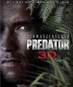 Predator 3D (Blu-ray/DVD)