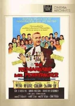 The Remarkable Mr. Pennypacker (DVD)