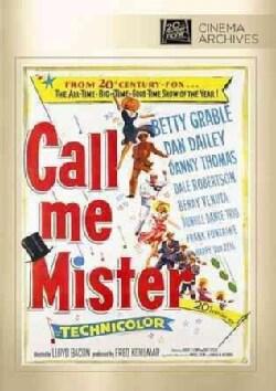 Call Me Mister (DVD)