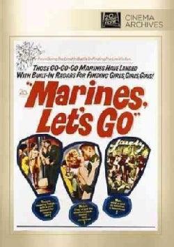 Marines, Let's Go (DVD)