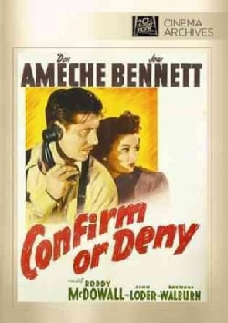 Confirm Or Deny (DVD)
