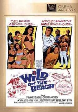 Wild On The Beach (DVD)