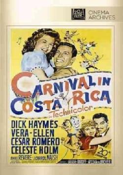 Carnival In Costa Rica (DVD)