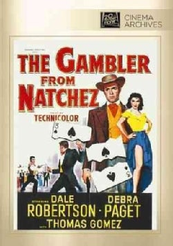 The Gambler From Natchez (DVD)