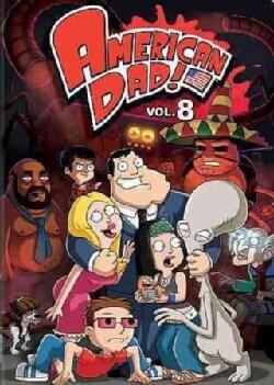American Dad Vol. 8 (DVD)