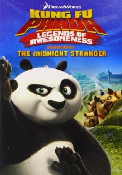 Kung Fu Panda: Legends Of Awesomeness: The Midnight Stranger (DVD)