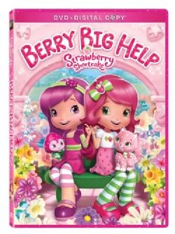 Strawberry Shortcake: Berry Big Help (DVD)