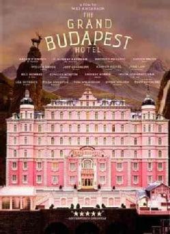 The Grand Budapest Hotel (DVD)