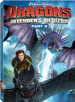 Dragons: Defenders Of Berk Part 2 (DVD)
