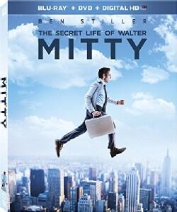 The Secret Life Of Walter Mitty (Blu-ray/DVD)