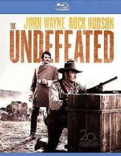 The Undefeated (Blu-ray Disc)