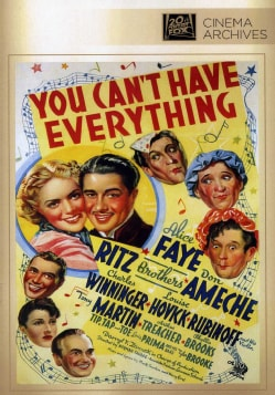 You Can't Have Everything (DVD)
