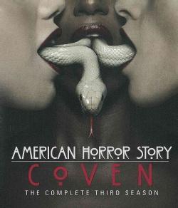 American Horror Story: Coven (Blu-ray Disc)