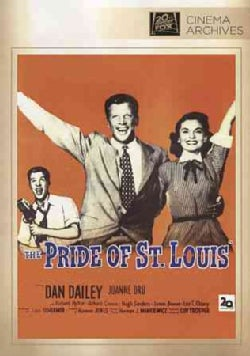 The Pride Of St. Louis (DVD)