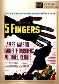 Five Fingers (DVD)