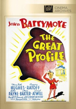 The Great Profile (DVD)