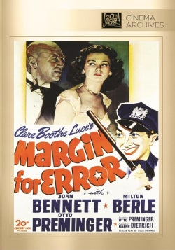 Margin For Error (DVD)