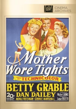 Mother Wore Tights (DVD)