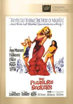 The Pleasure Seekers (DVD)