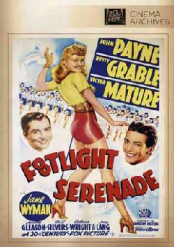 Footlight Serenade (DVD)