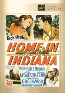 Home In Indiana (DVD)