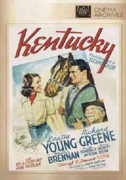 Kentucky (DVD)