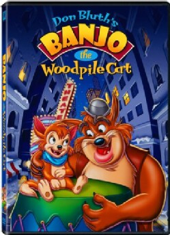 Banjo The Woodpile Cat (DVD)