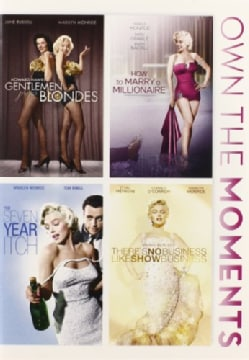 Gentlemen Prefer Blondes/How To Marry/Seven Year Itch/There's No Business (DVD)
