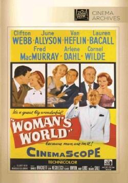 Woman's World (DVD)