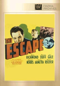 The Escape (DVD)