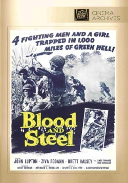 Blood And Steel (DVD)