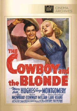 The Cowboy And The Blonde (DVD)