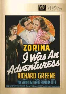 I Was An Adventuress (DVD)