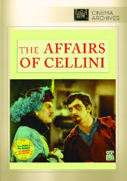 The Affairs Of Cellini (DVD)