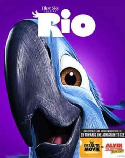 Rio Triple Play (Blu-ray/DVD)