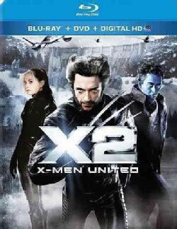 X2: X-Men United (Blu-ray Disc)