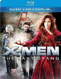 X-Men 3: The Last Stand (Blu-ray/DVD)