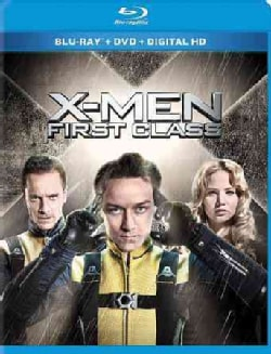 X-Men First Class Triple Play (Blu-ray/DVD)