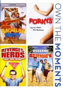 Bachelor Party/Porky's/Revenge Of The Nerds/Weekend At Bernie's