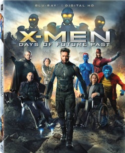 X-Men: Days Of Future Past (Blu-ray Disc)