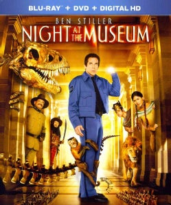 Night At The Museum (Blu-ray/DVD)