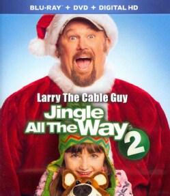 Jingle All The Way 2 (Blu-ray/DVD)