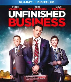 Unfinished Business (Blu-ray Disc)