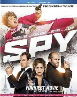 Spy (Blu-ray Disc)
