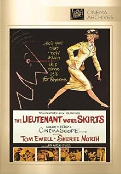 The Lieutenant Wore Skirts (DVD)