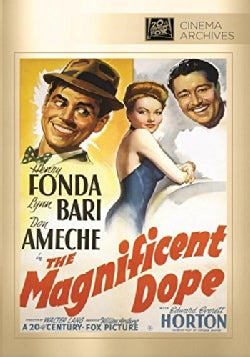 The Magnificent Dope (DVD)